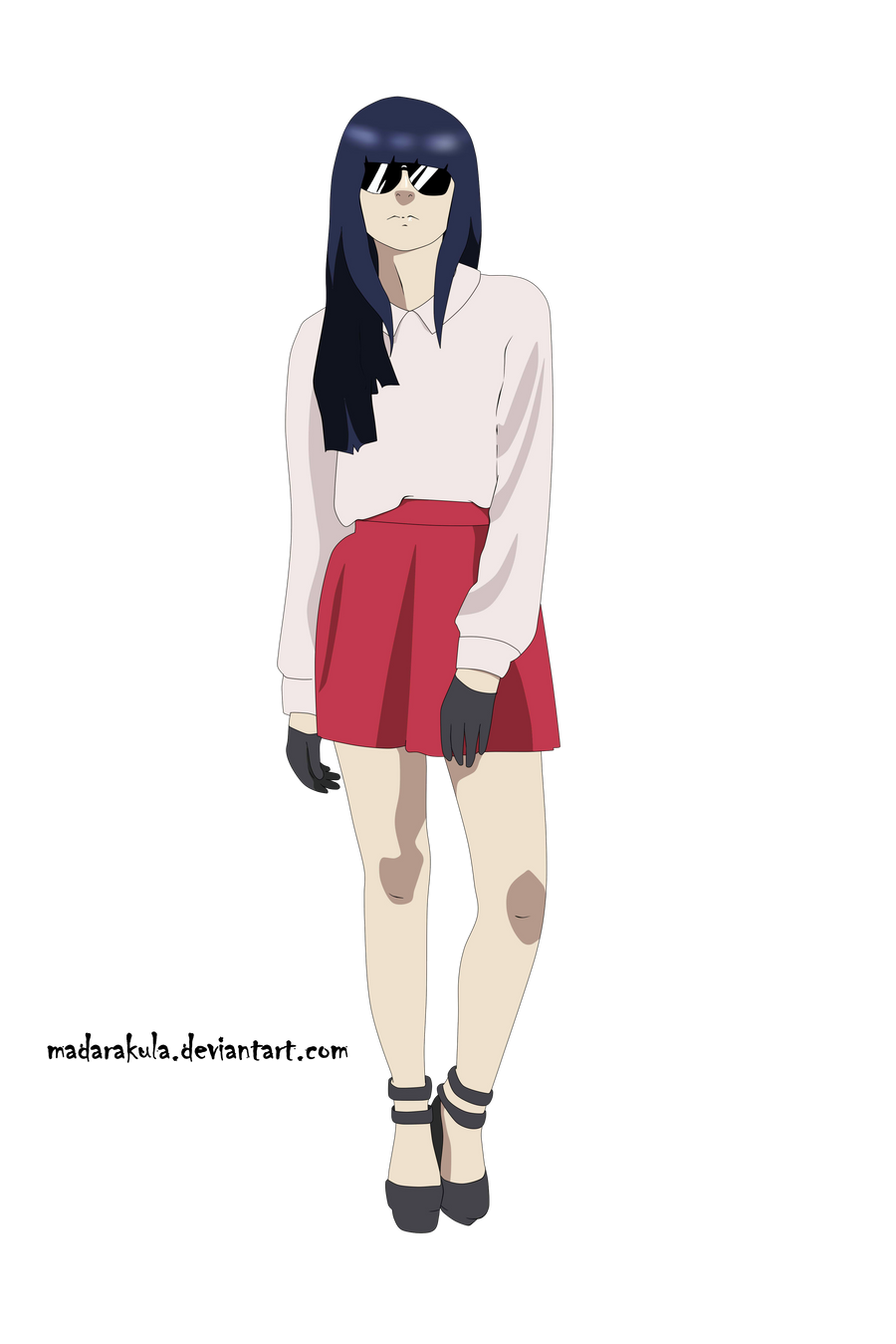 Hinata Hyuuga by Madarakula on DeviantArt