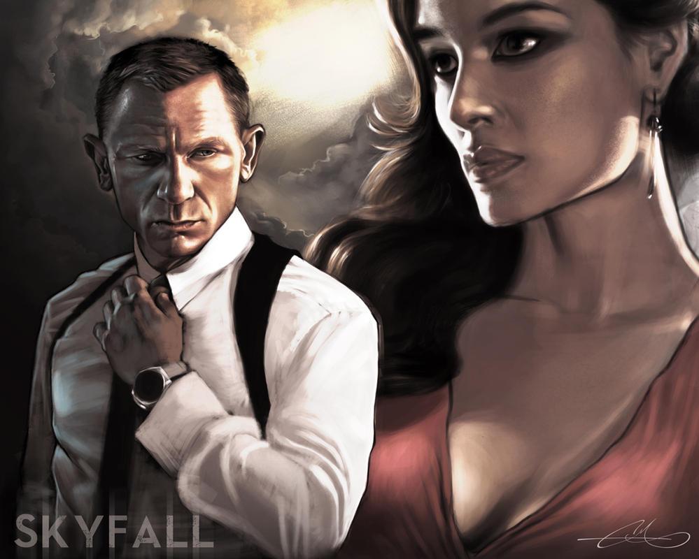 SkyFall by EthanMichaeL
