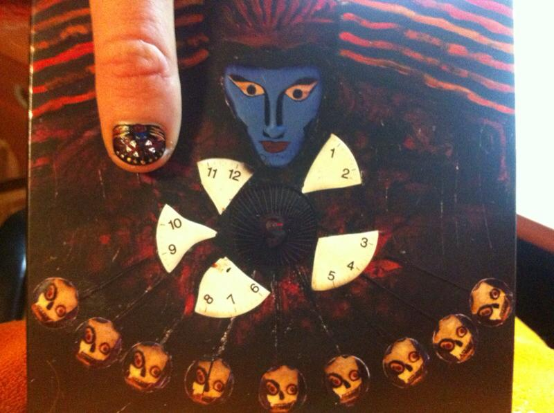 System of a down Nail Art by Anima714 on DeviantArt