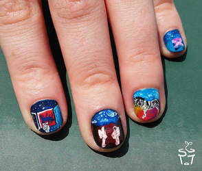 Music Album Nails - Vol. 3 by Anima714