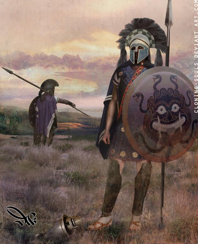 hoplite general by cloning-souls
