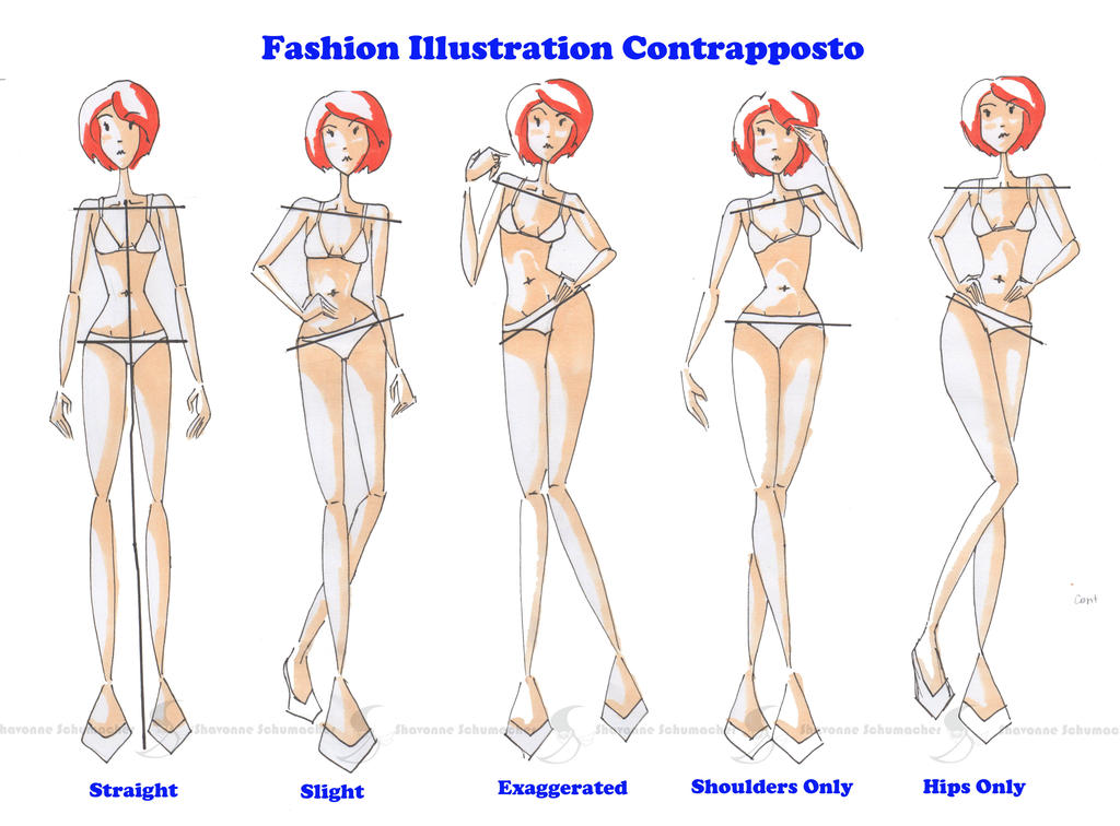 Fashion illustration how to 29
