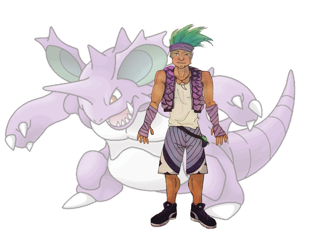 Nidoking Trainer by Sufon