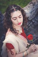Oriental Princess by DameTenebra