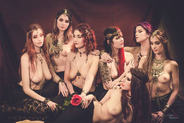 Lesbos by DameTenebra