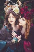 Fairy Sisters by DameTenebra