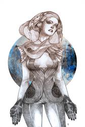 Goddess by Hel-gi