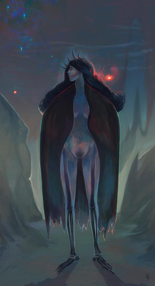 Hel: Loki's daughter by Hel-gi