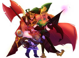 THE ADVENTURE ZONE by EldritchParty