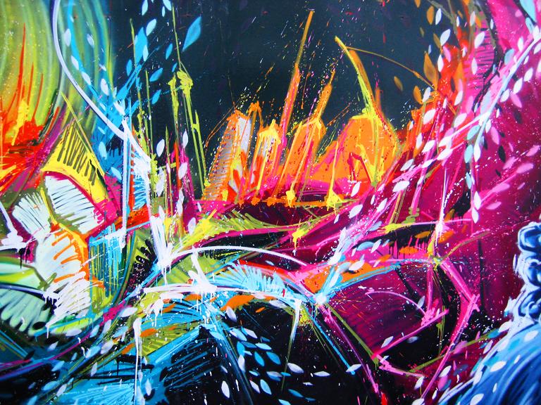 Graffiti I by Yuxiii-Alternative