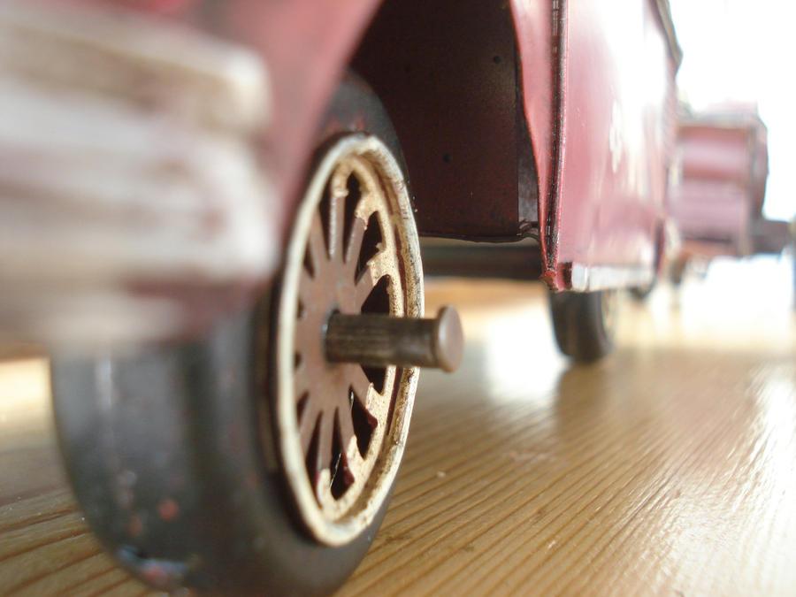 Toy VW Wheels by treblig