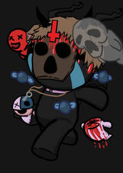 The Binding of Isaac Rebirth fan art #1 by serbere
