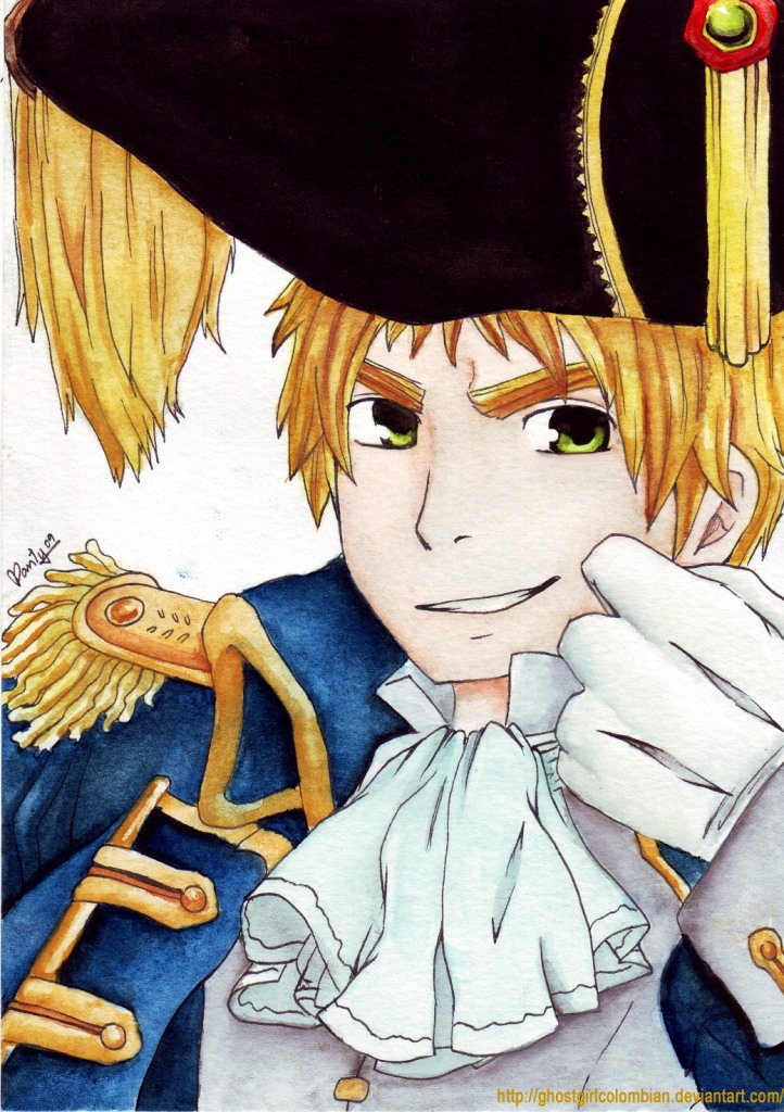 APH you are a PIRATE by ghostgirlcolombian