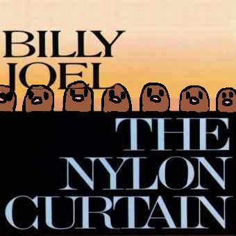 The Nylon Curtain The 67
