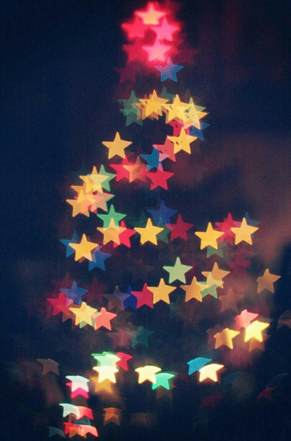 all star christmas tree by ShamAnn366