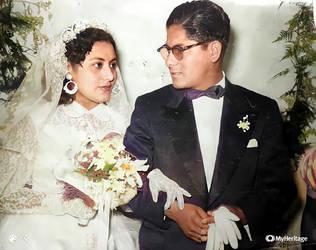 Matrimonio 1957