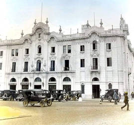 Hotel Bolivar 1926