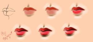 Tutorial lips1
