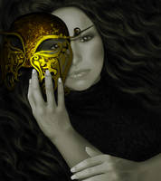 The mask by SonyMony