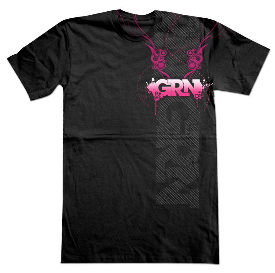 GRN Pink Threads by gomedia