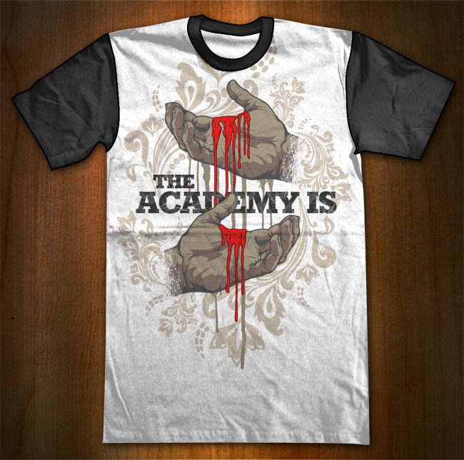The Academy Is. - Bloody Hands by gomedia