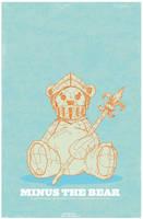 Minus the Bear by gomedia