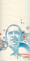 Obama poster by gomedia