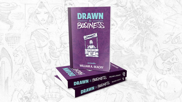 Drawn to Business book