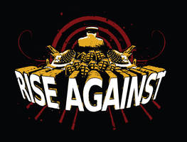 Rise Against by gomedia