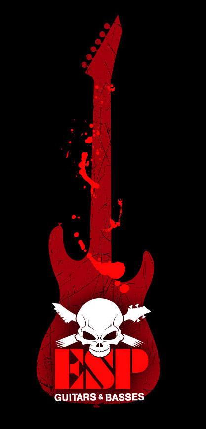 Esp Guitars By Gomedia On Deviantart