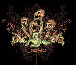 Ozzfest - Possessed by gomedia