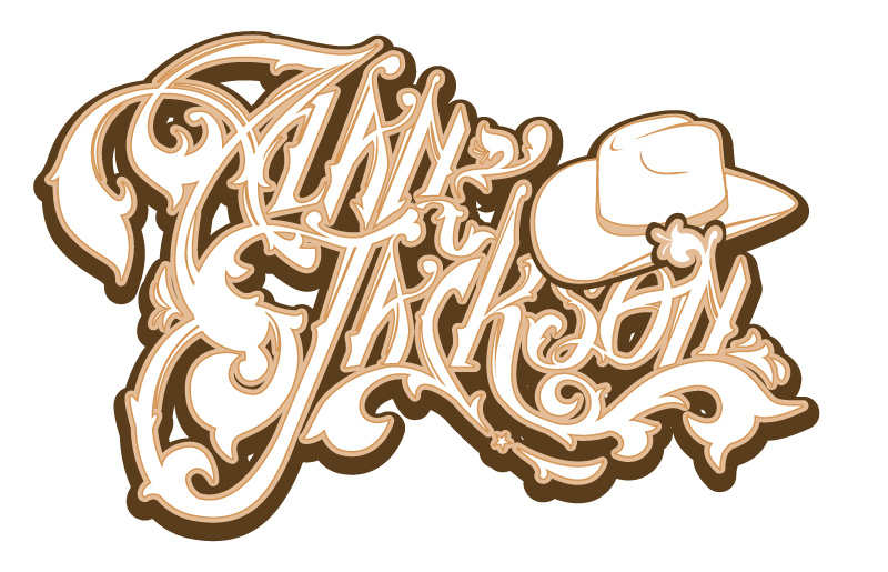 Alan Jackson Type Treatment 2 by gomedia