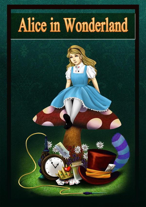 Alice in Wonderland by TabrisDuCiel on DeviantArt