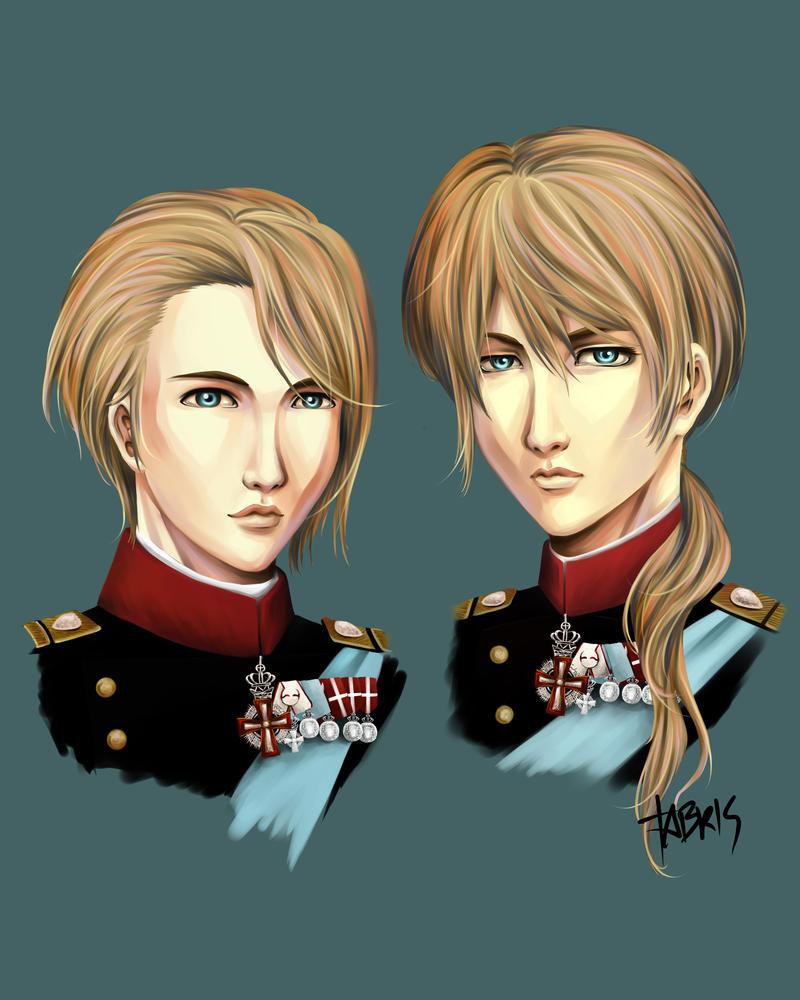 Princes by TabrisDuCiel