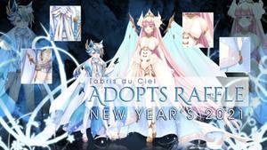 [RAFFLE] ADOPTS RAFFLE NY 2021 [WINNERS ANNOUNCED]