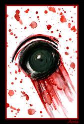Bloody Eye by Aenia