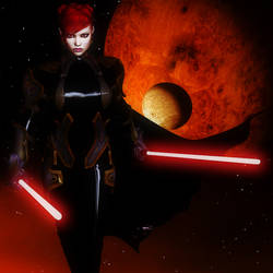 My Sith Marauder by Ryari