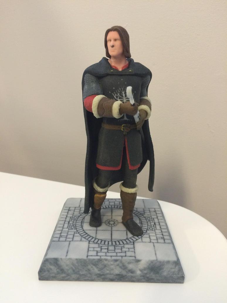 Generic Ranger Full Color Sandstone 3D Print by MrRstar