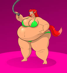 Kat getting fat