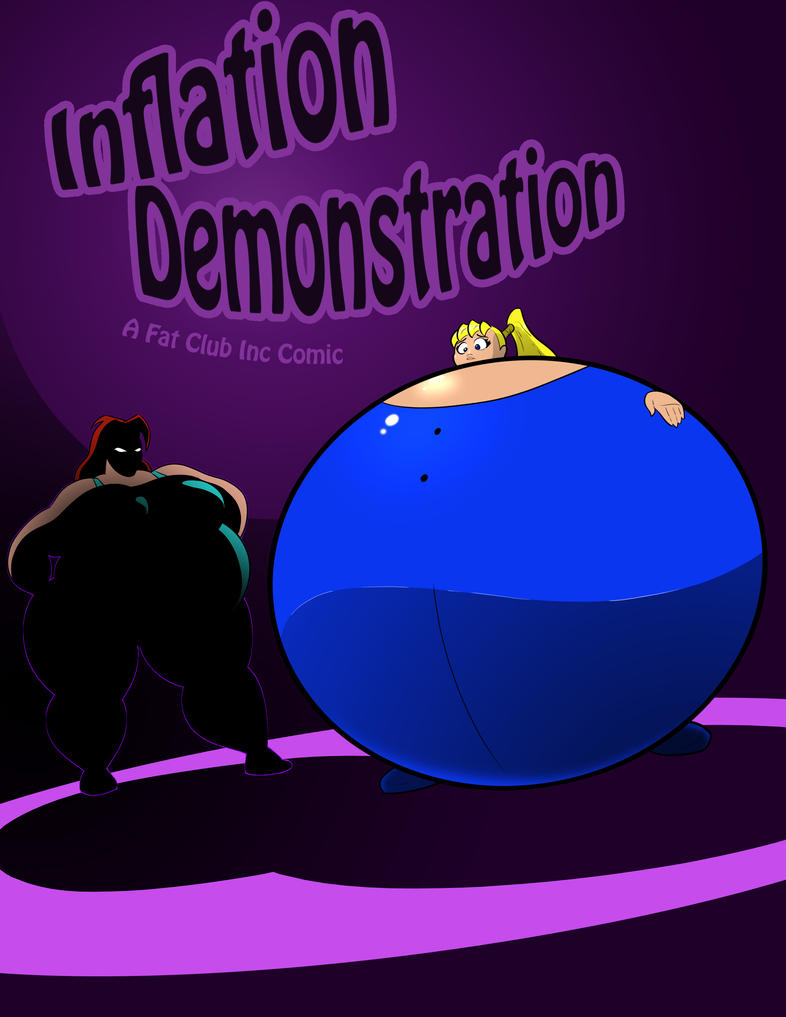 Inflation Demonstration by FatClubInc