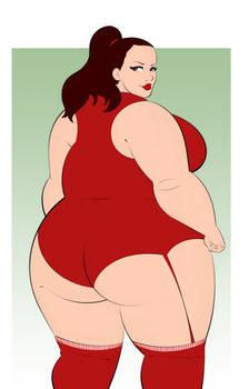 Danielle's booty