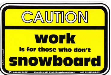snowboard by decorussomnium