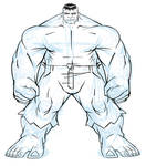 Animate Hulk Look for  the Fun
