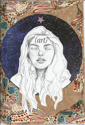 Art of Universe by dreameremilia