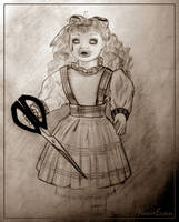 Paranoia Doll xD by NaurEvan