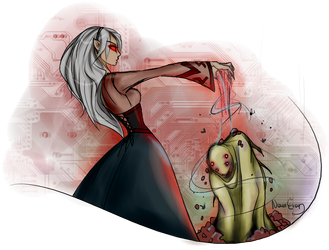 Necro by NaurEvan