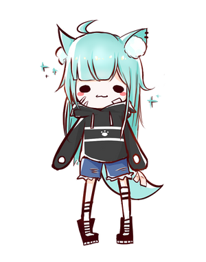 dot-cheeb headshot request CLOSED by haniibun on DeviantArt