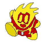 Kirby is Heatblast