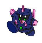 Kirby is Chromastone