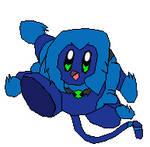 Kirby is Spidermonkey